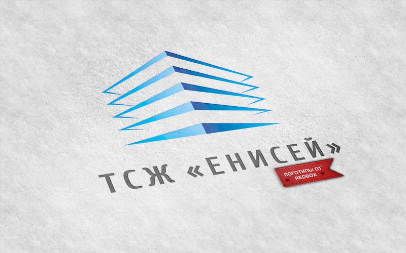 Логотип для ТСЖ Енисей